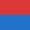 Multicolored tag