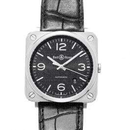 Bell & Ross Instruments BRS92-BL-ST