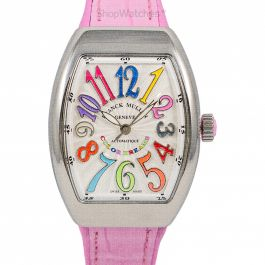 Franck Muller VANGUARD V 32 SC AT FO AC COL DRM (RS)  COL DRM