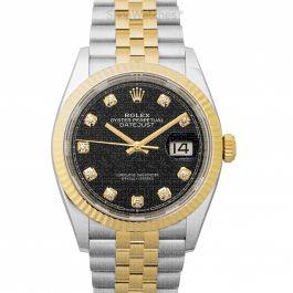 Rolex Datejust 126233G Black