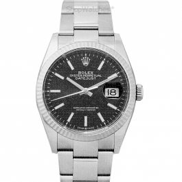 Rolex Datejust 126234 Black Oyster