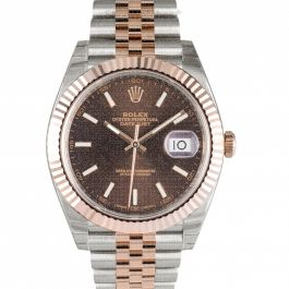 Rolex Datejust 126331 Chocolate