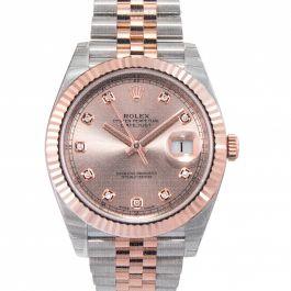 Rolex Datejust 126331 Sundust G Jubilee