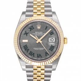 Rolex Datejust 126333-Grey-R-J