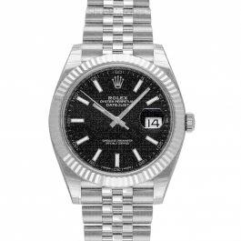 Rolex Datejust 126334 Black Jubilee