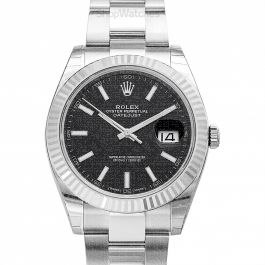 Rolex Datejust 126334 Black Oyster