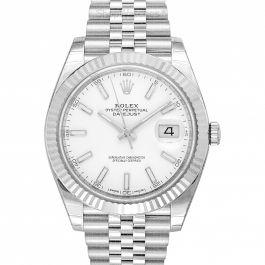 Rolex Datejust 126334 White Jubilee