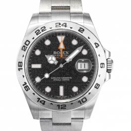 Rolex Explorer II 216570 Black