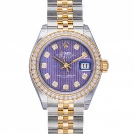 Rolex Lady Datejust 279383RBR-0015G