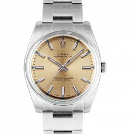 Rolex Oyster Perpetual 114200/21