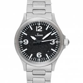 SINN Instrument Watches 556.014-Solid.2LST