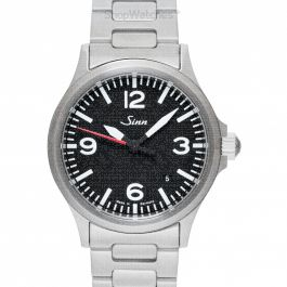 SINN Instrument Watches 556.0141-Solid.2LST