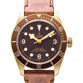 Tudor Heritage Black Bay 79250BM-0002