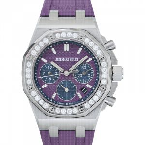 Royal Oak Offshore Pink Dial Unisex Watch