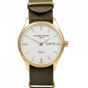 Classics Quartz Silver Dial Men's Watch