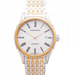 American Classic Automatic White Dial Stainless Steel Men's Watch