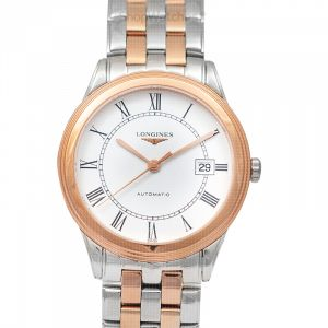 Flagship Automatic White Dial Men's Watch