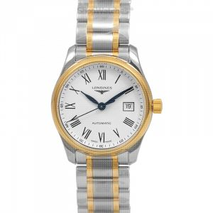 Master Collection Automatic White Dial Ladies Watch