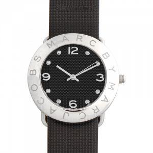 Amy Icon Quartz Black Leather Women's Watch 36mm