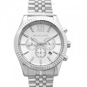 Lexington Chronograph Quartz Silver Dial Men's Watch