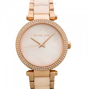 Women's Parker Rose Gold-Tone Watch