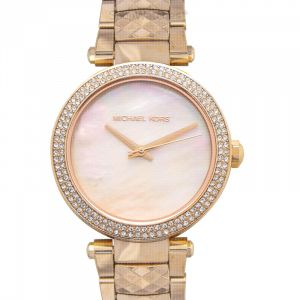 Parker Quartz Mother Of Pearl Dial Ladies Watch