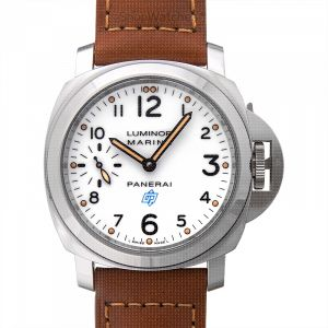Luminor Marina Manual-winding White Dial 44 mm Men's Watch