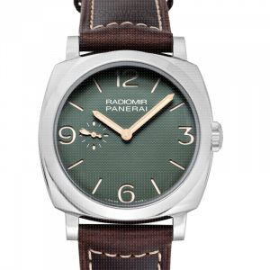 Radiomir Automatic Green Dial Men's Watch