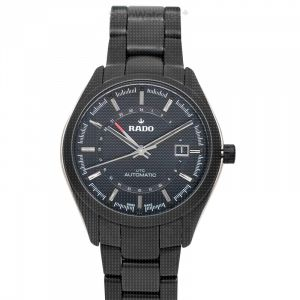 Hyperchrome Automatic Black Dial Men's Watch