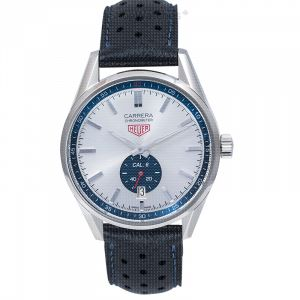Carrera Automatic Silver Dial Men's Watch