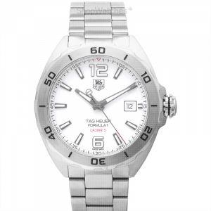 Formula 1 Calibre 5 Automatic White Dial Men's Watch