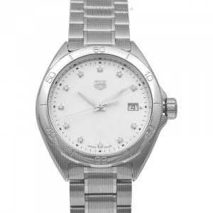 Formula 1 Quartz Mother Of Pearl Dial With Diamonds Ladies Watch