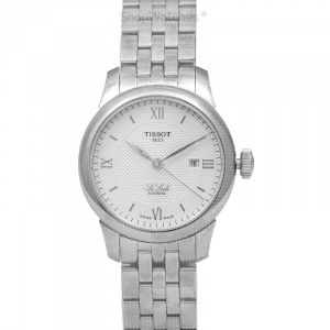 T-Classic Le Locle Automatic Lady (29.00) Automatic Silver Dial Ladies Watch