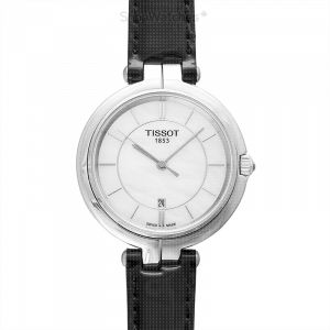 T-Lady Flamingo Quartz Mother Of Pearl Dial Ladies Watch
