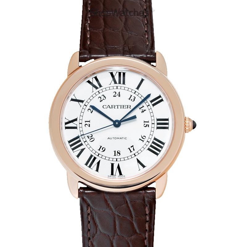 Cartier Ronde de Cartier W2RN0008