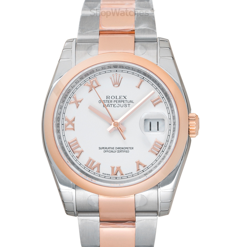 Rolex Datejust 116201/4