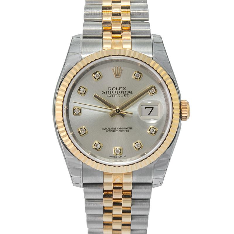 Rolex Datejust 116233-0157G
