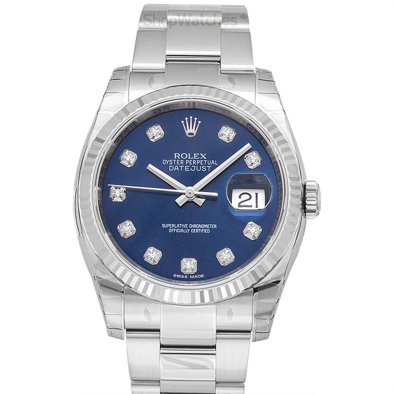 Rolex Datejust 116234-0134G
