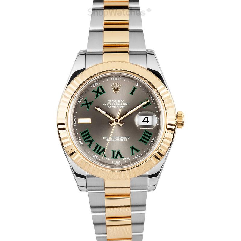 Rolex Datejust 116333 Slate