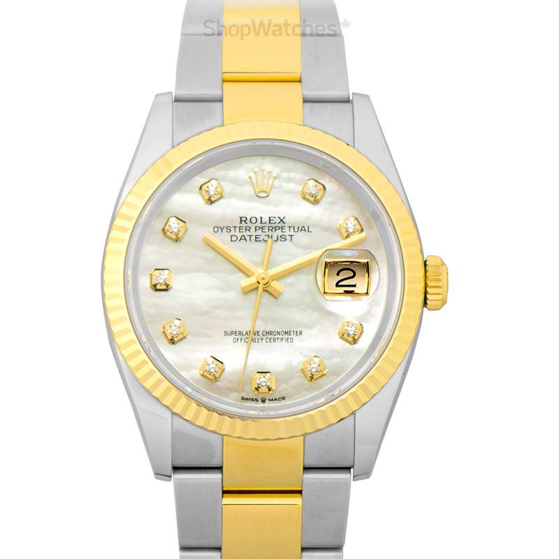 Rolex Datejust 126233-G-Oyster