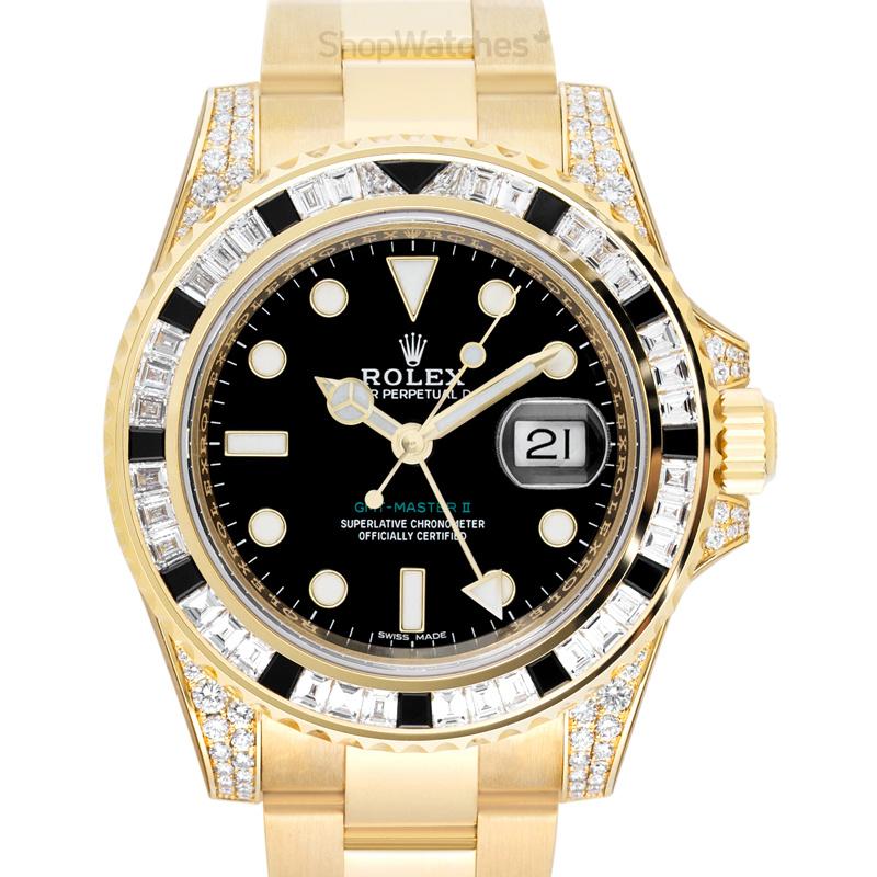 Rolex GMT Master II 116758-SANR