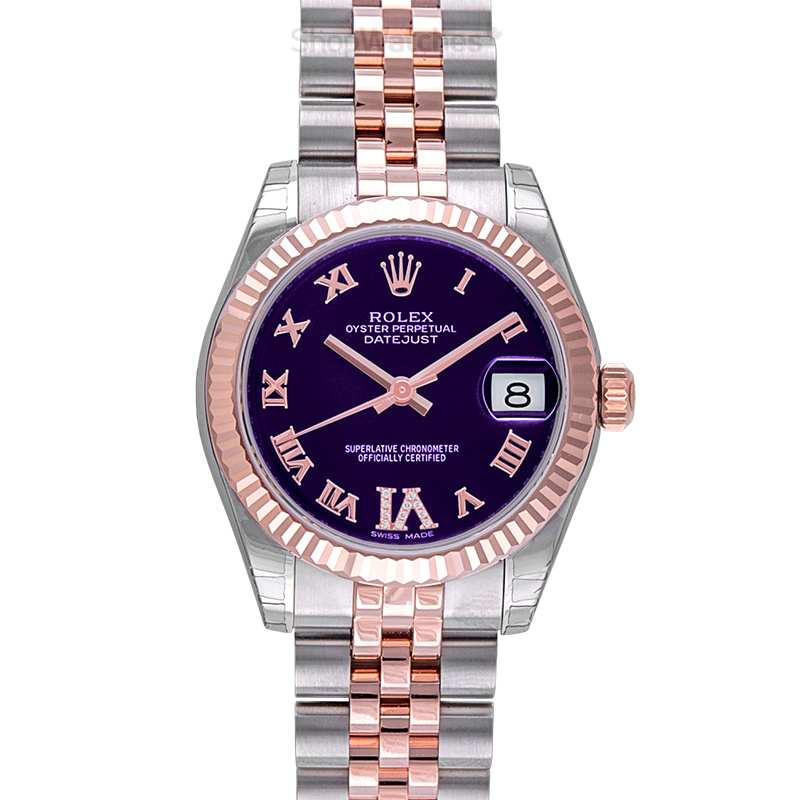 Rolex Lady Datejust 178271-0072G
