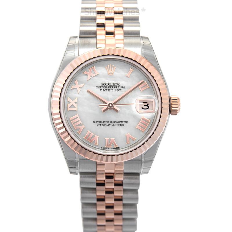 Rolex Lady Datejust 178271 White MOP