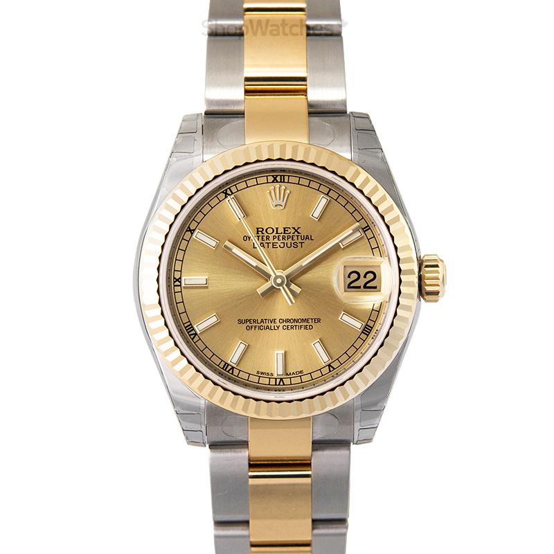 Rolex Lady Datejust 178273-0009