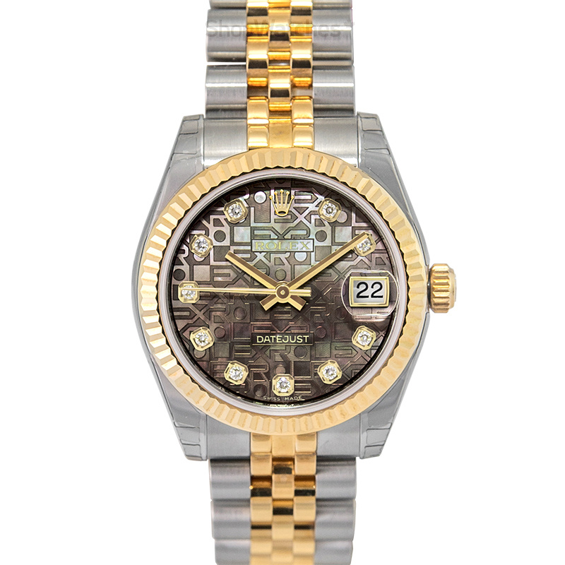 Rolex Lady Datejust 178273-0057G