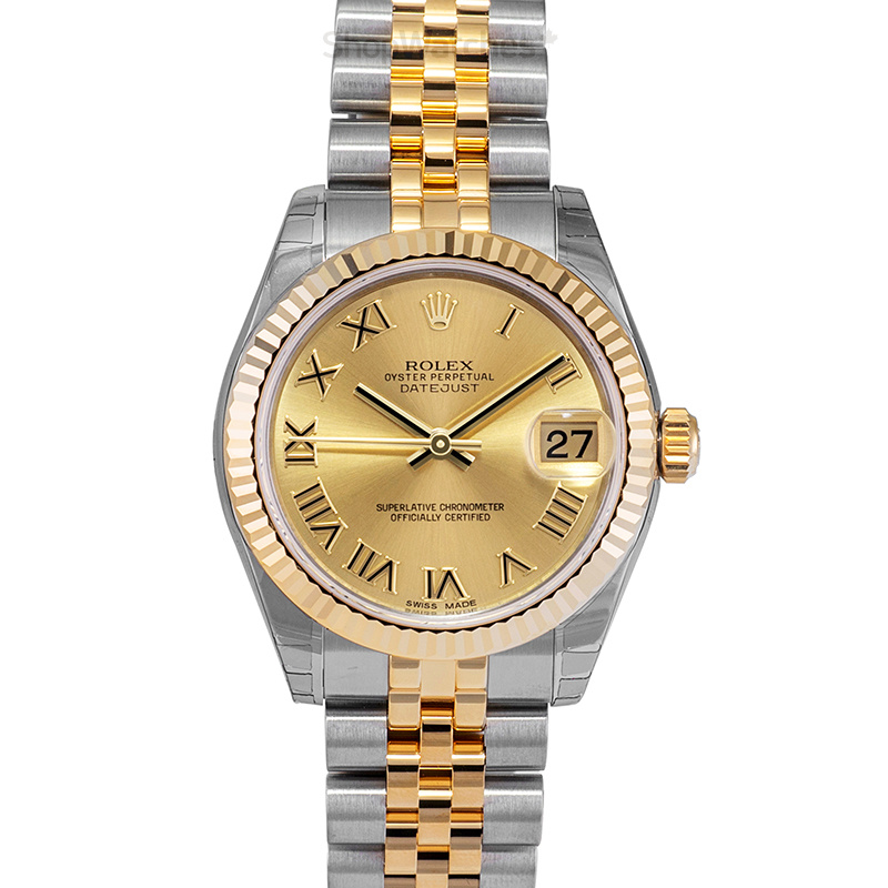 Rolex Lady Datejust 178273-G-O