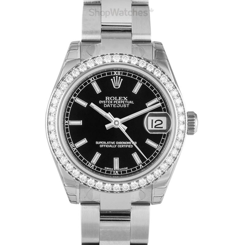 Rolex Lady Datejust 178384 BKWGI