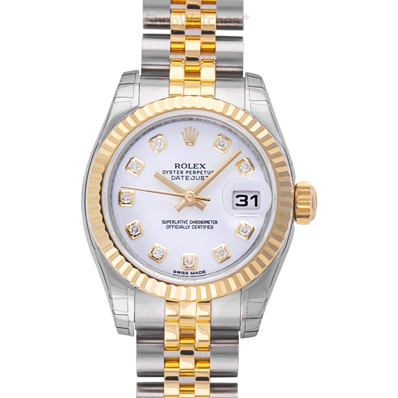 Rolex Lady Datejust 179173/15