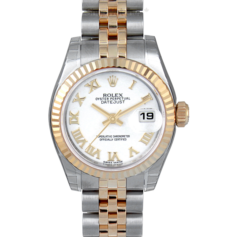Rolex Lady Datejust 179173/16