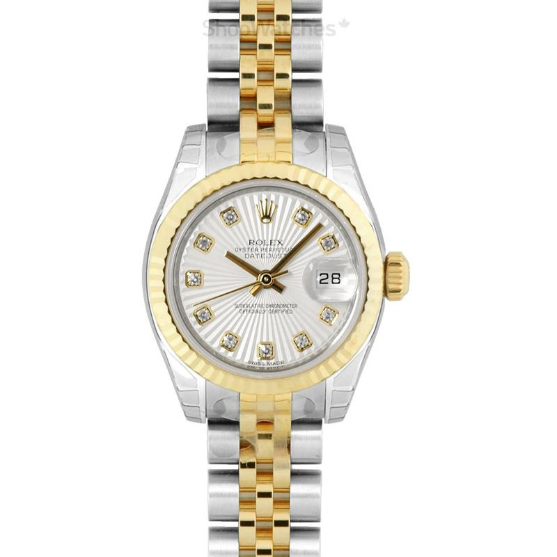 Rolex Lady Datejust 179173/4G